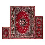 Home Dynamix Ariana Ksara 3-Piece Area Rug Set