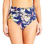 Women's Catalina Twist High-Waisted Swim Bottoms
