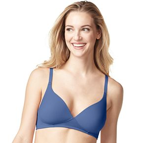 Warner's Breathe Freely Wire-Free Contour Tailored Bra RM5941A
