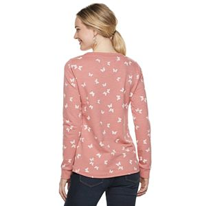 Women's SONOMA Goods for Life? French Terry Crewneck Sweatshirt
