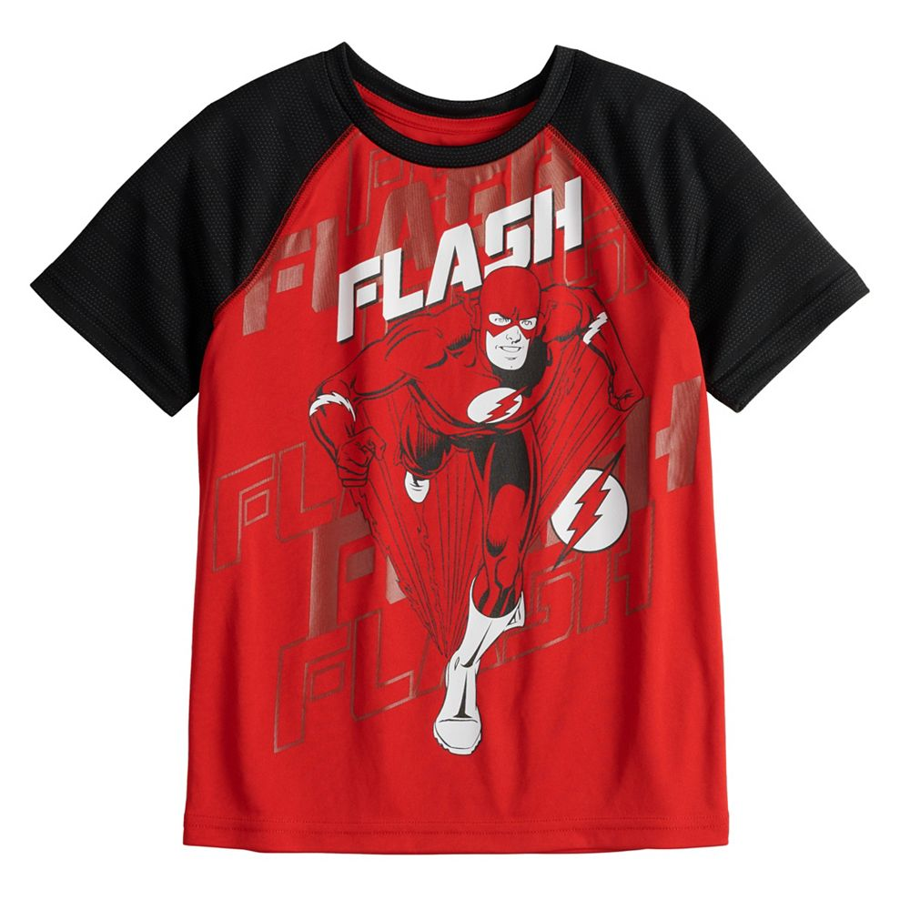 Boys 4-12 Jumping Beans® The Flash Raglan Tee