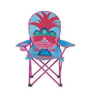 DreamWorks Trolls World Tour Figural Camp Chair