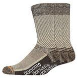 Men's Dockers 3-pack Dynamic Temperature Management Performance Crew Socks