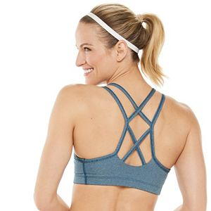 Women's Nike Strappy Low Impact Sports Bra AQ8686