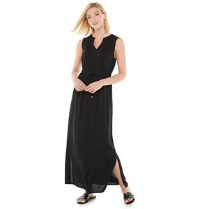 Women's Apt. 9® Cinch-Waist Pintuck Dress