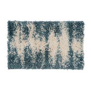 World Rug Gallery Bondi Abstract Wave Shag Rug