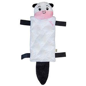 ED by Ellen DeGeneres Squeaker Mat Novelty Pet Plush Toy