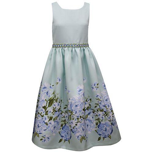 Girls 7-16 Bonnie Jean Floral Dress