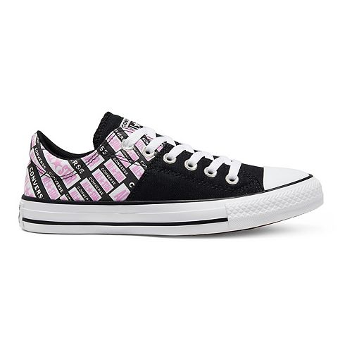 Women's Converse Chuck Taylor All Star Licence Plate Graphic
