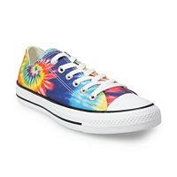 Converse Womens Chuck Taylor All Star Tie Dye Sneakers Deals