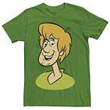 Men's Scooby Doo Shaggy Large Portrait Tee
