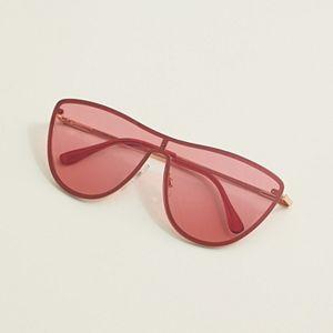 Women's Elizabeth and James 65mm Joss Sheild Sunglasses
