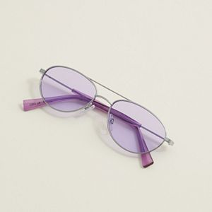 Women's Elizabeth and James 54mm Sparx Oval Sunglasses
