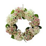 SONOMA Goods for Life® Faux Hydrangea Wreath