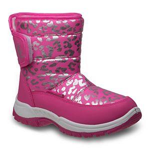 Rugged Bear Animal Toddler Girls' Winter Boots
