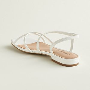 Elizabeth & James Coneflower Women's Strappy Sandals