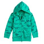 Toddler Boy Jumping Beans® Adaptive Dinosaur Hoodie