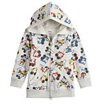 Disney's Mickey Mouse Toddler Boy Adaptive Hoodie by Jumping Beans®