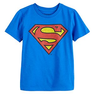 Boys 4-12 Jumping Beans® DC Comics Superman Graphic Tee