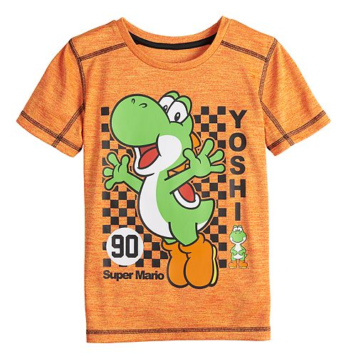 Boys 4-12 Jumping Beans® Yoshi Active Tee