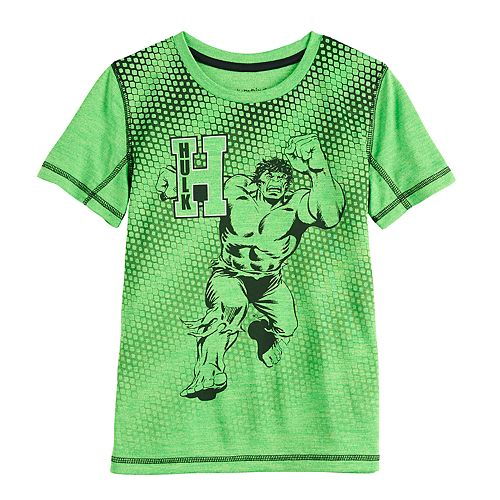 Boys 4-12 Jumping Beans® The Incredible Hulk Active Tee