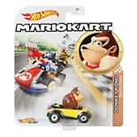 Mario Kart Donkey Kong Sports Coupe by Hot Wheels