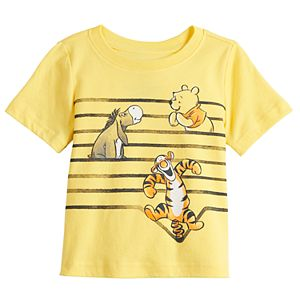 Disney's Winnie the Pooh Baby Boy Graphic Tee by Jumping Beans®