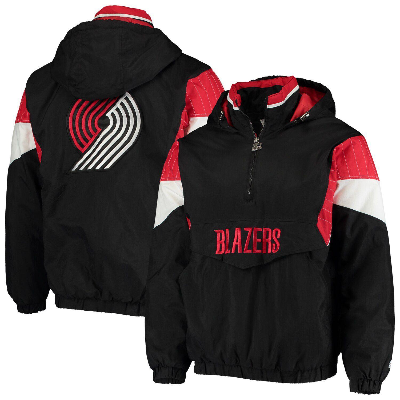 portland trail blazers jacket