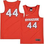 Youth Nike #44 Orange Syracuse Orange New Silhouette Basketball Jersey