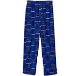 Preschool Navy St. Louis Blues Team Logo Printed Pajama Pants
