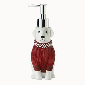 Vern Yip by SKL Home Fa La La Dogs Soap Pump