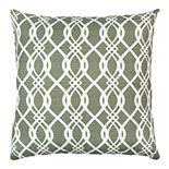 Rizzy Home Hudson Indoor/Outdoor Throw Pillow