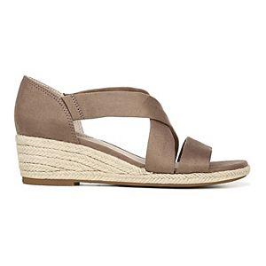 LifeStride Siesta Women's Wedge Espadrille Sandals