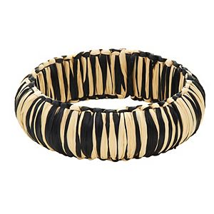 SONOMA Goods for Life® Ratan-Wrapped Bangle Bracelet
