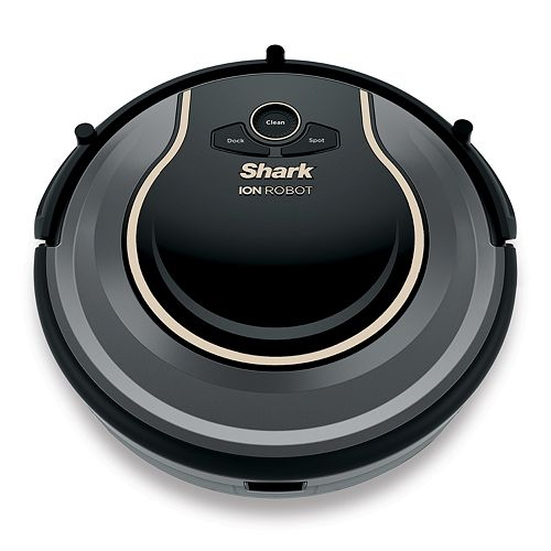Shark ION ROBOT R75 Vacuum with Wi-Fi Connectivity and Voice Control (RV750)