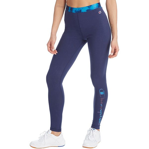 Women S Champion Authentic Graphic High Waisted Leggings