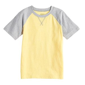 Toddler Boy Jumping Beans® Essential Raglan Tee