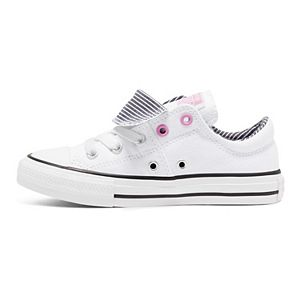 Girl's Converse Chuck Taylor All Star Maddie Pinstripe Sneakers