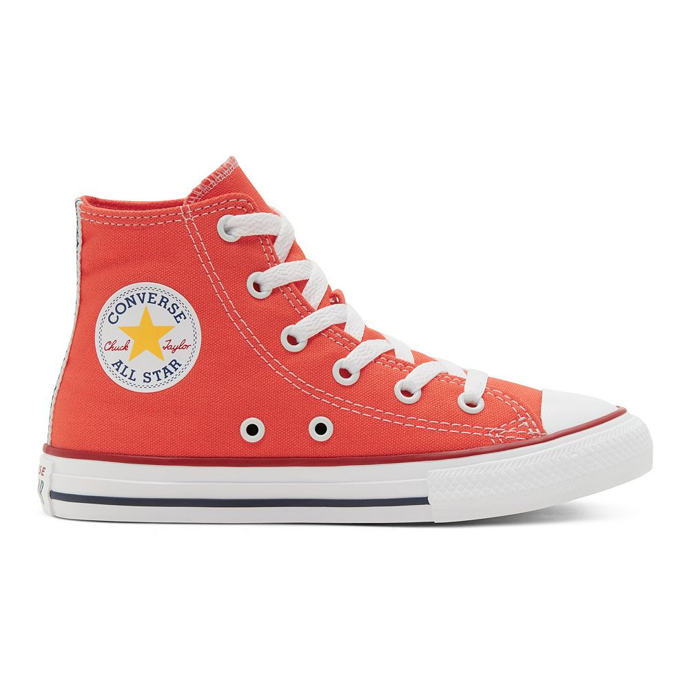 Girl's Converse Chuck Taylor All Star High Top Shoes