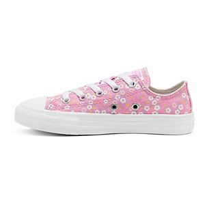 Girls' Converse Chuck Taylor All Star Floral OX Sneakers
