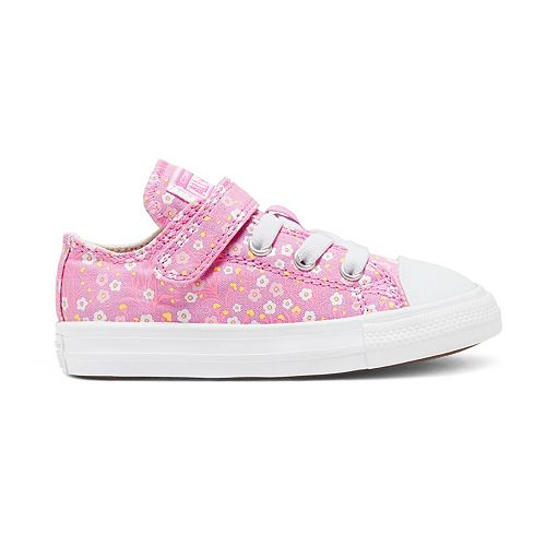 Girls' Converse Chuck Taylor All Star 1V Floral OX Sneakers