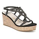 Fergalicious Mimic Women's Wedge Sandals