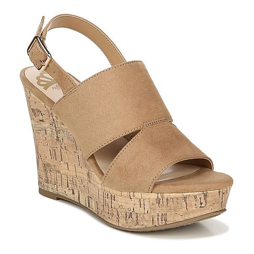 Fergalicious Valencia Women's Wedge Sandals