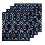 Scott Living Geo Jacquard Dishcloth 4-pk.