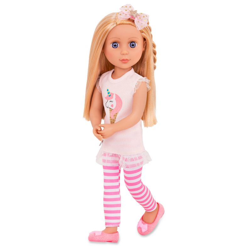 Glitter Girls 14 Inch Lacy Poseable Fashion Doll