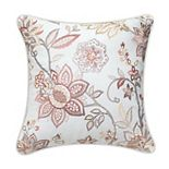 Darma Multi Floral Pillow
