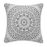 Georgette Medallion Pillow