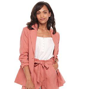 Women's Sonoma Goods For Life® + Now & Gen Linen-Blend Jacket
