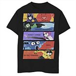 Disney's Big Hero 6 Boys 8-20 Hiro and Team Graphic Tee
