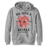 Disney's Big Hero 6 Boys 8-20 Baymax Poster Graphic Hoodie